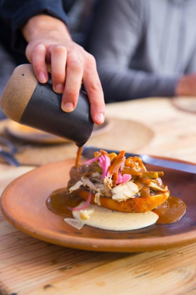 Fauna Restaurante's Torto Ahogada