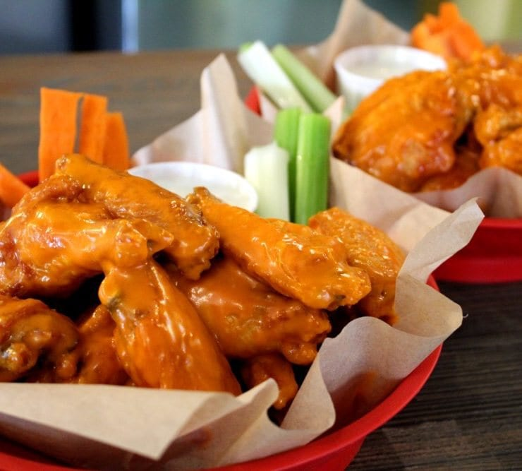 Johnnie Brown's Signature Buffalo Wings