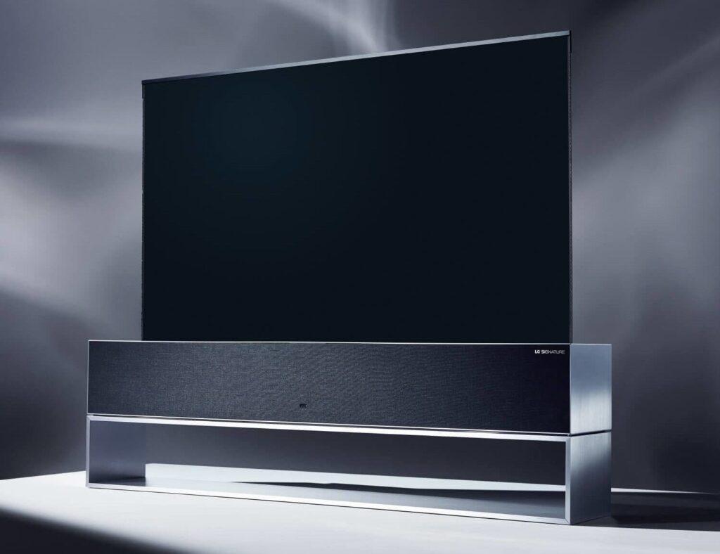 LG 65-inch OLED TV R