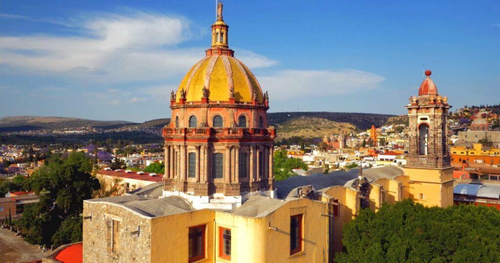 Las Monjas Church, San Miguel de Allende