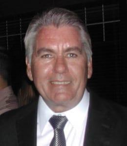 Steve Black Suit Closeup
