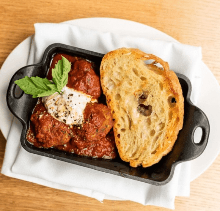 Fi'lia Brickell's Italian Meatballs