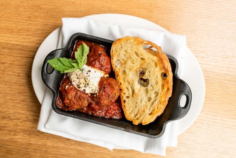 Fi'lia's Italian Meatballs
