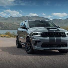 2021 Dodge Durango Hellcat Courtesy by Mark Fagelson Photography