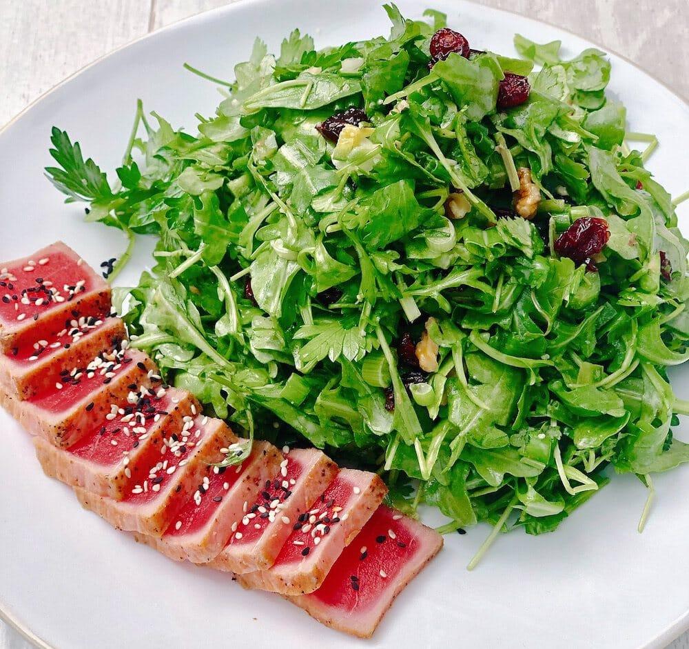 Jen's Herb Salad from Pura Vida