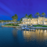 207 Commodore Drive, Palm Beach - $11 million - Listed by Rob Thomson; waterfront-properties.com