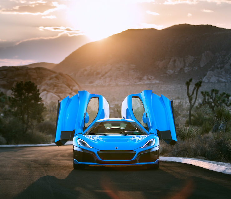 Rimac C_Two - Photo by Steven Bauer