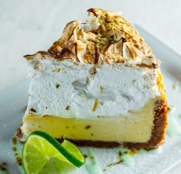 III Forks' Key Lime Pie