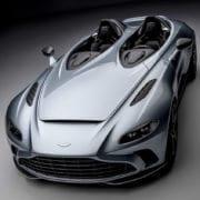 2021 Aston Martin V-12 Speedster