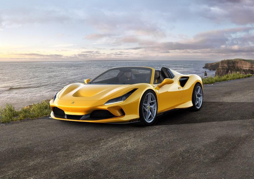 2021 Ferrari F8 Tributo Spider