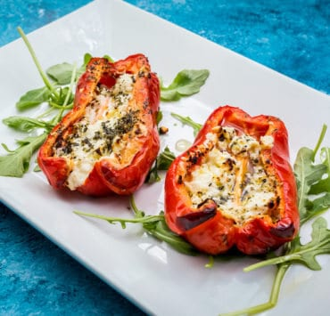 6-Meraki's Greek Stuffed Peppers- Courtesy Stillwater & Co
