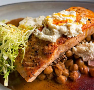 7-Barbarella's Seared Salmon - Courtesy Miami Food Pug