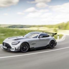 2021 Mercedes AMG GT Black Series