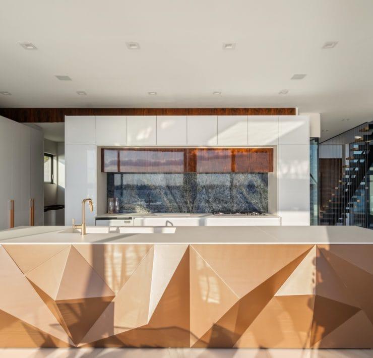 All furnishings created by Carla Guilhem Design