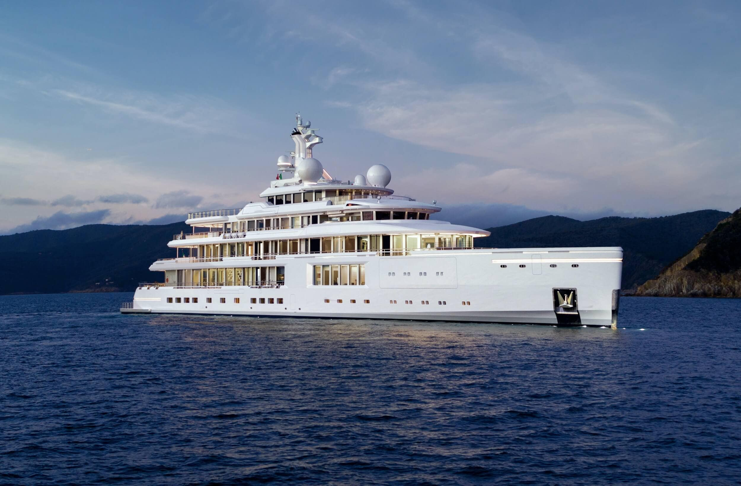 Benetti Luminosity