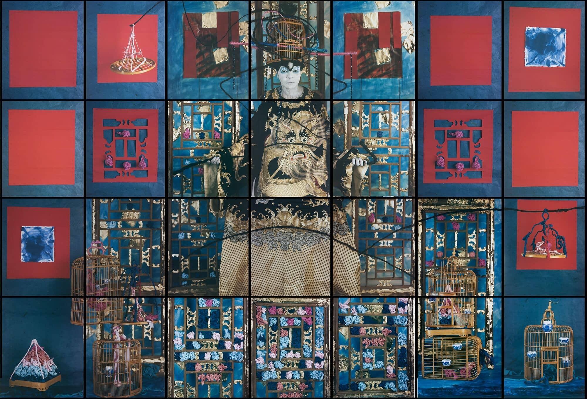 "Maria Magdalena Campos-Pons' ""Finding Balance,"" 2015 (Witness at El Espacio 23)"