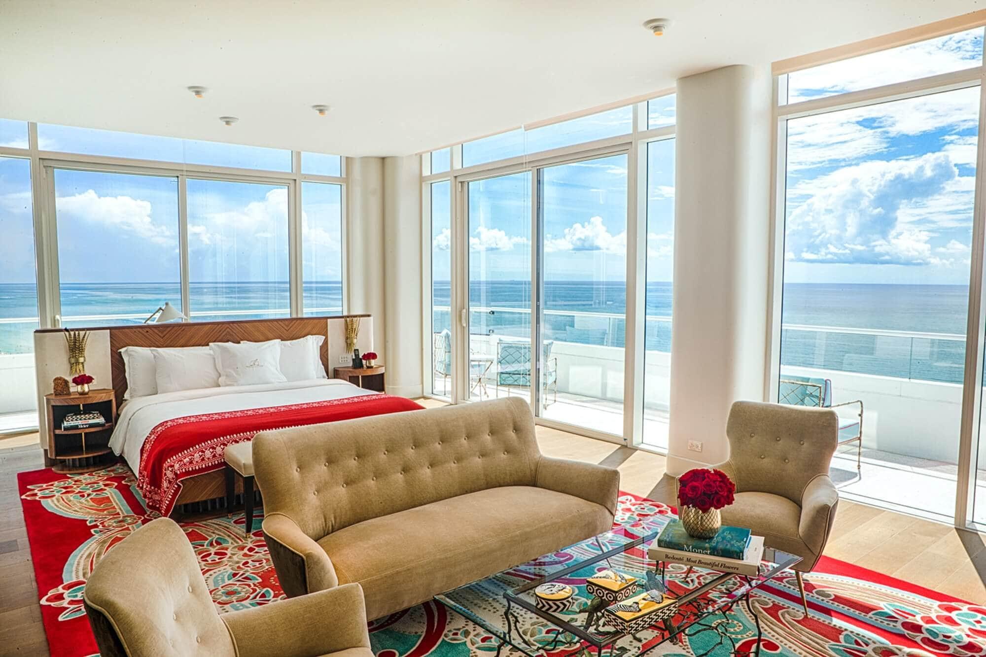 Penthouse Suite at Faena Hotel Miami Beach