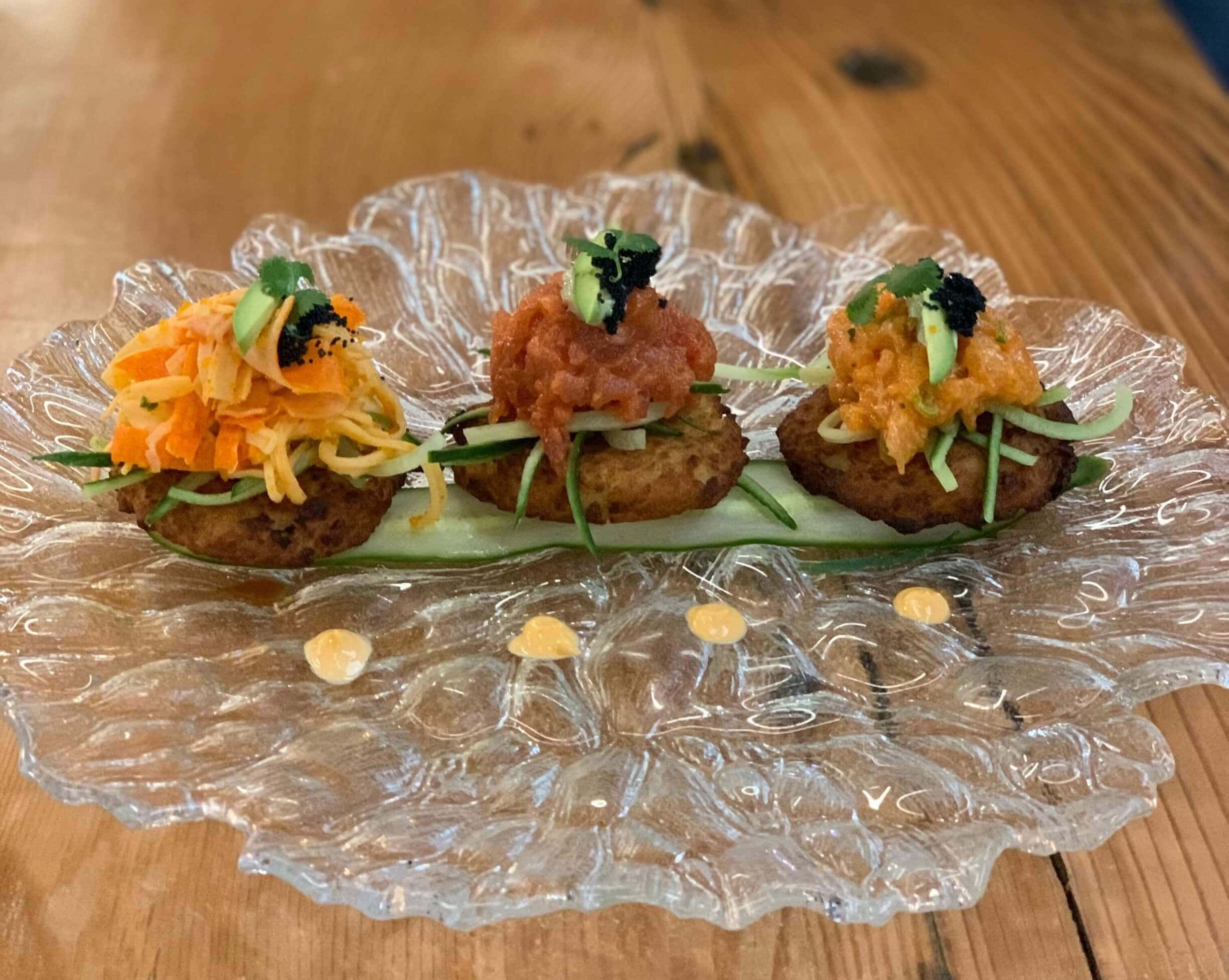 The Lincoln Eatery's Potato Latkes