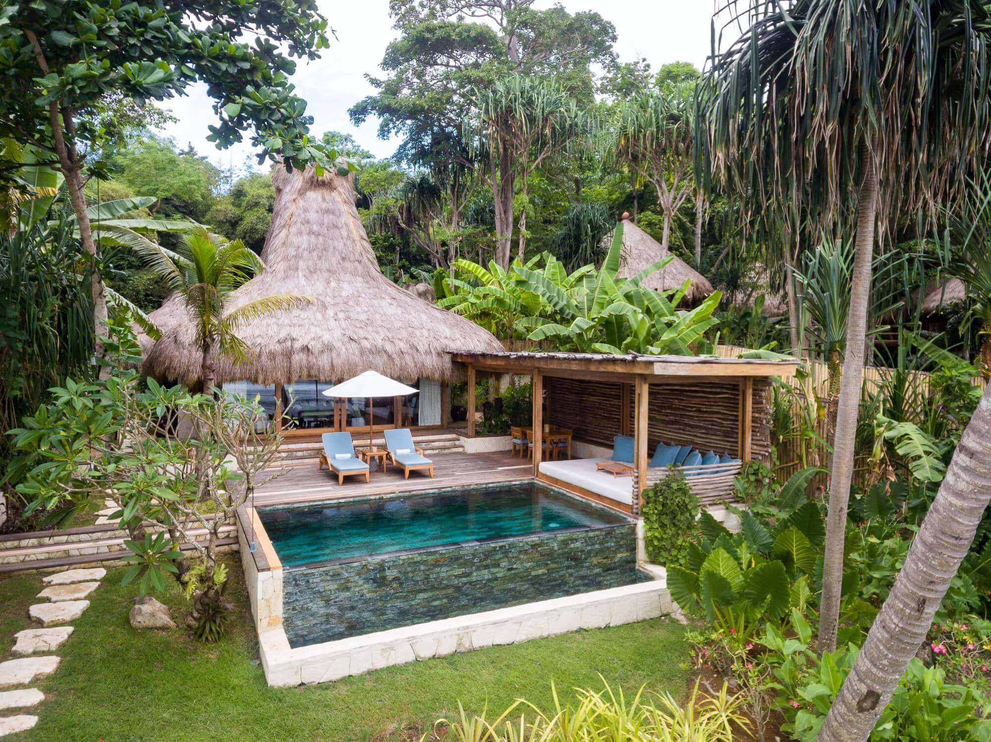 Marangga Villa at Nihi Sumba, Indonesia