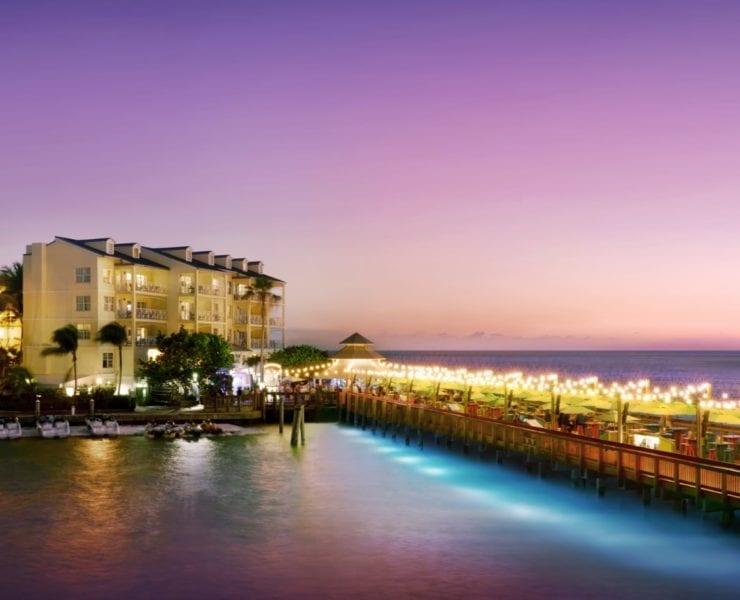 Sunset Pier at Ocean Key Resort & Spa