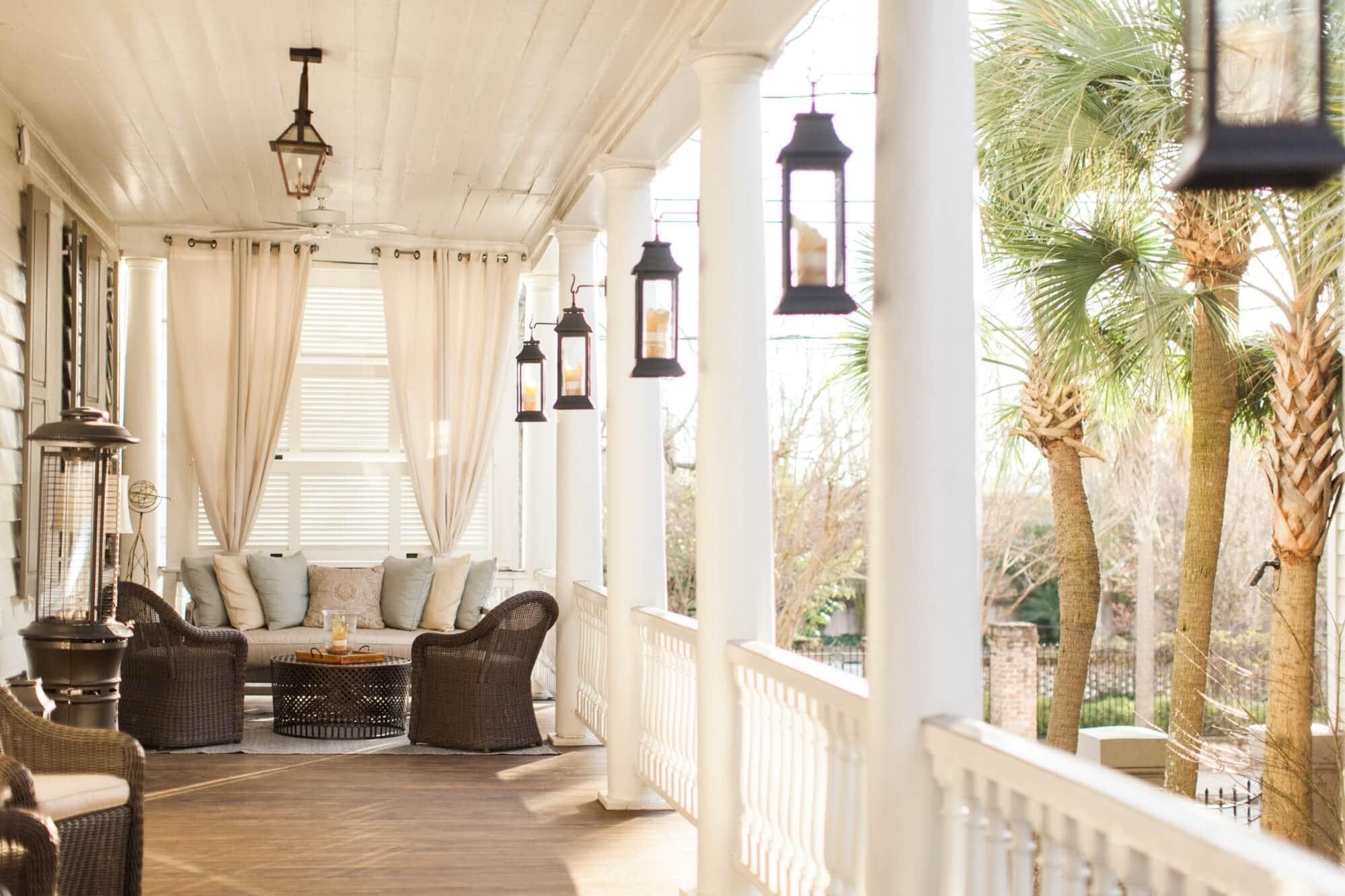 Anson Suite atZero George Street, Charleston - Photo by Eric Kelley