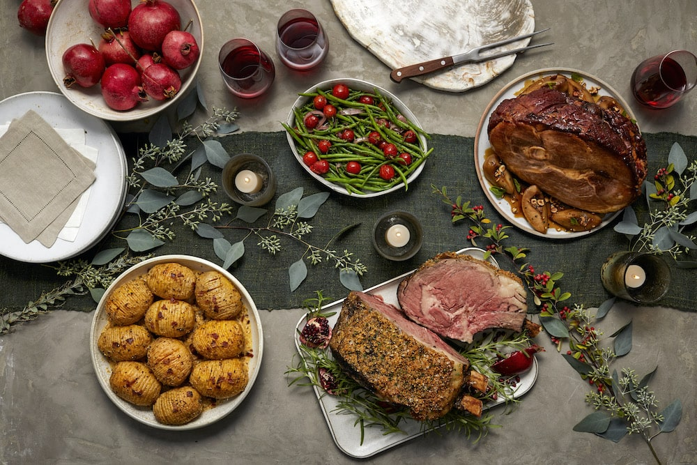 Wild Fork Holiday Table