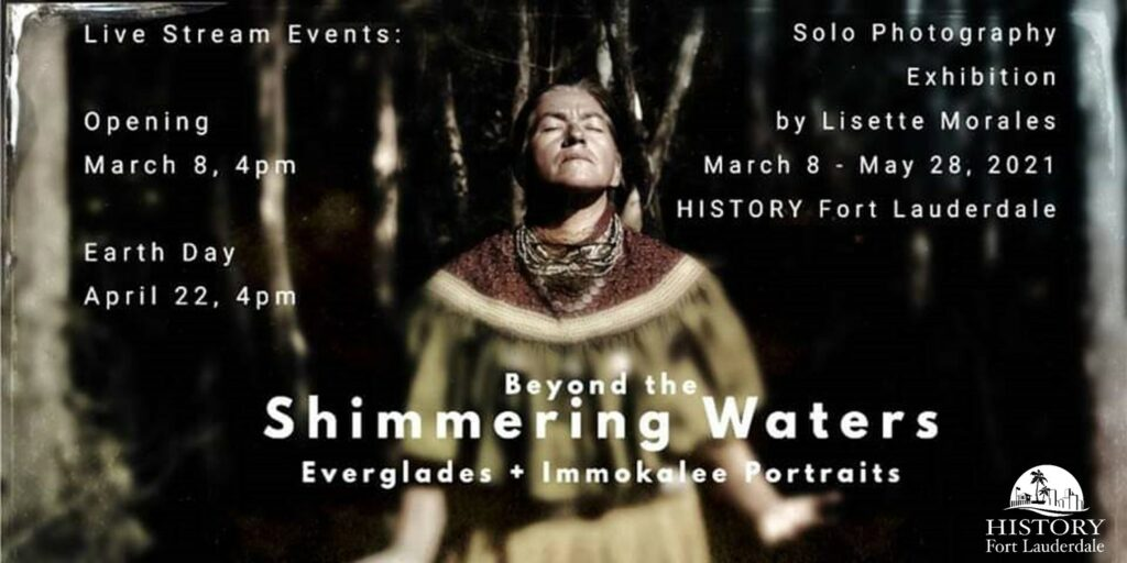 Beyond Shimmering Waters Text