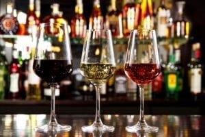 III Forks wine