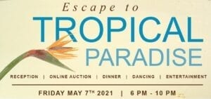 BEF Escape to Tropical Paradise 2021
