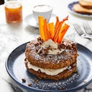 Cafe Americano's Carrot Cake French Toast