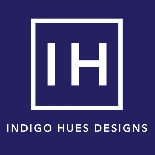 cropped Indigo Hues