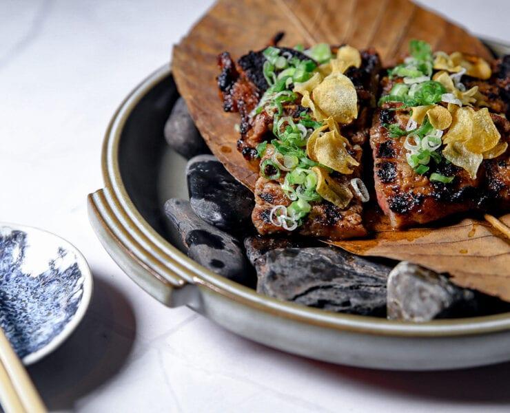 Takato's Korean Galbi Barbeque