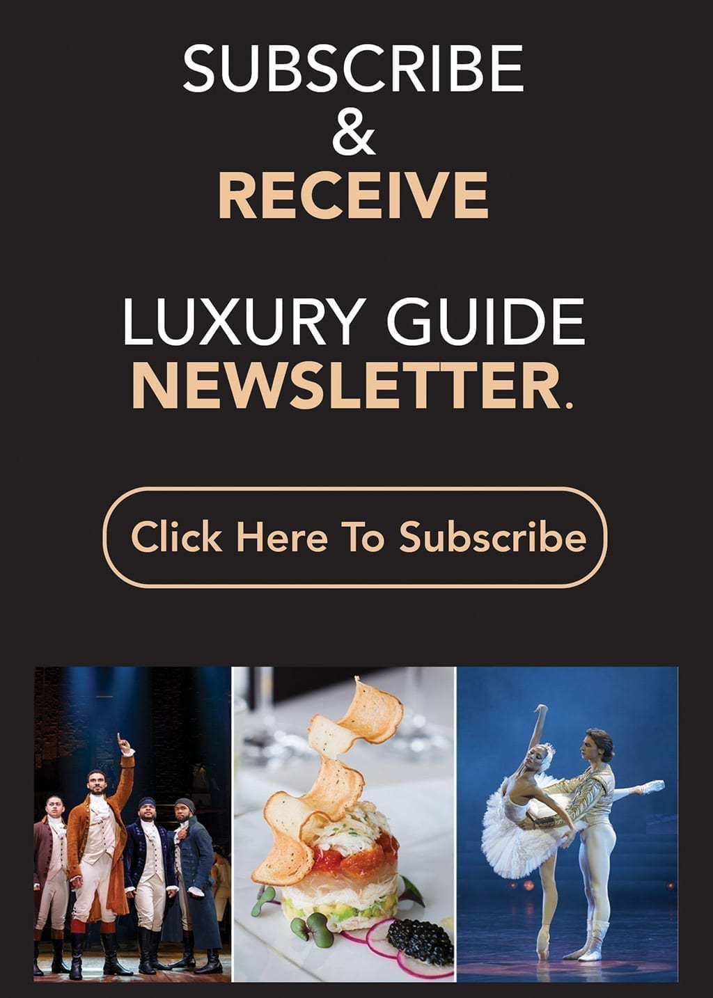 luxury guide nl subscription