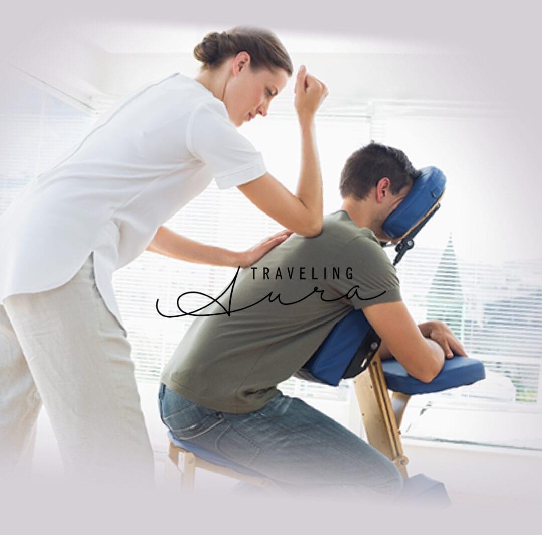 Traveling Aura Massage