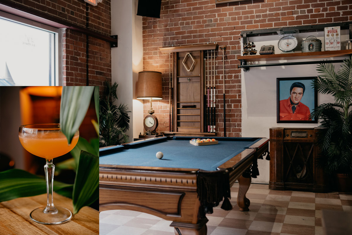 Chinola Sunrise and billiards at Lost Boy
