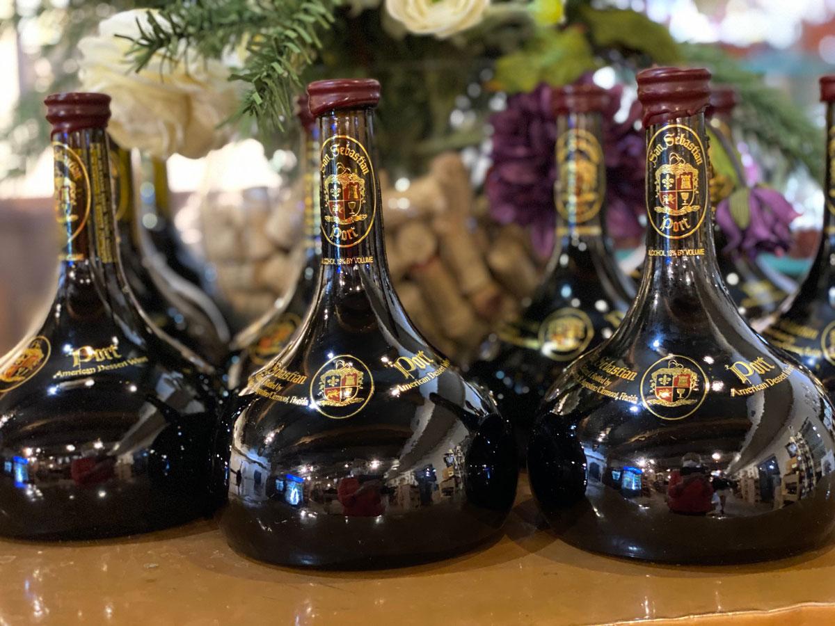 San Sebastian Winery in St. Augustine