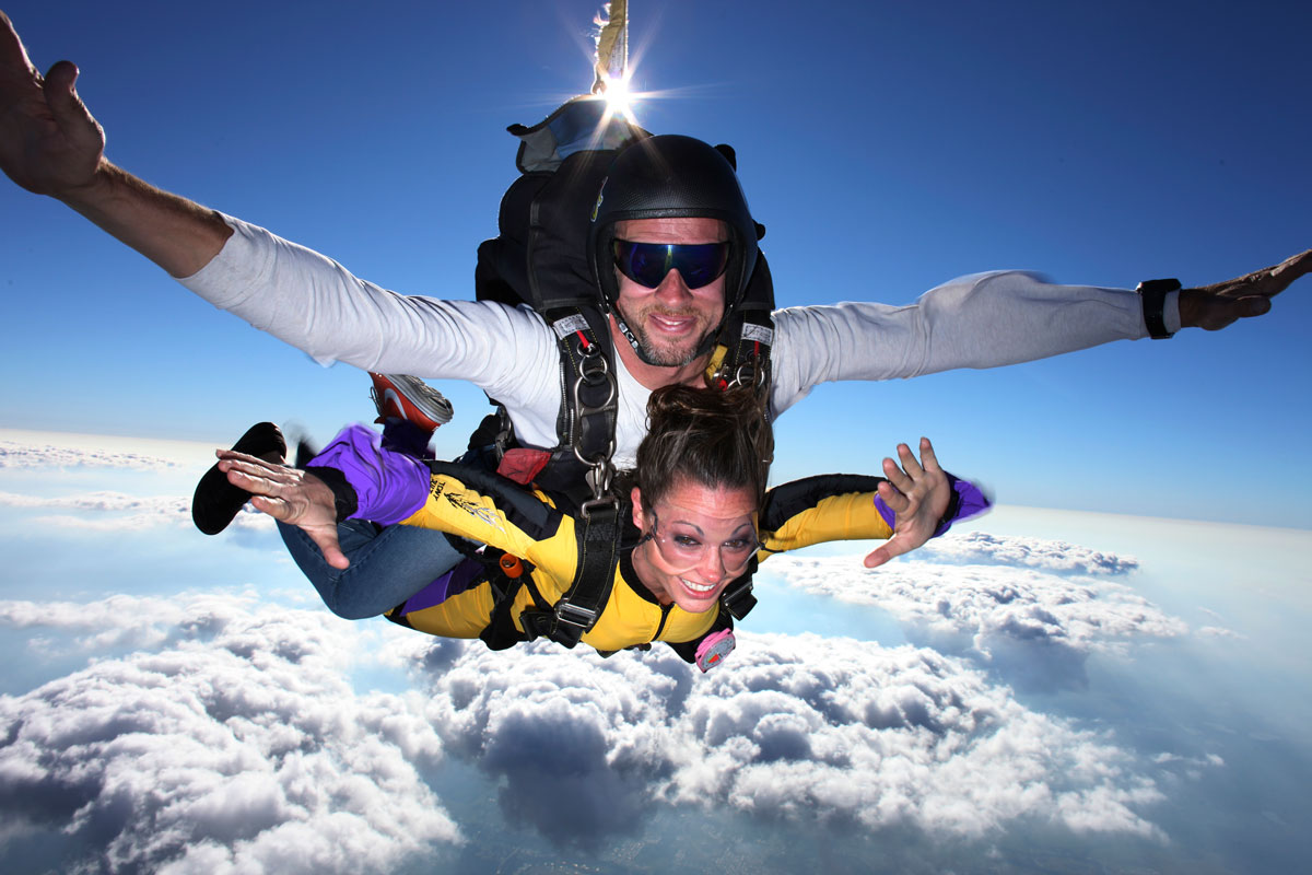 Skydive City (Courtesy Florida's Sports Coast)