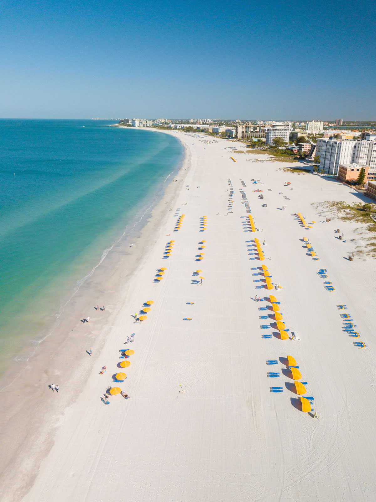 St. Petersburg Beach (Courtesy of Visit St. Pete/Clearwater)