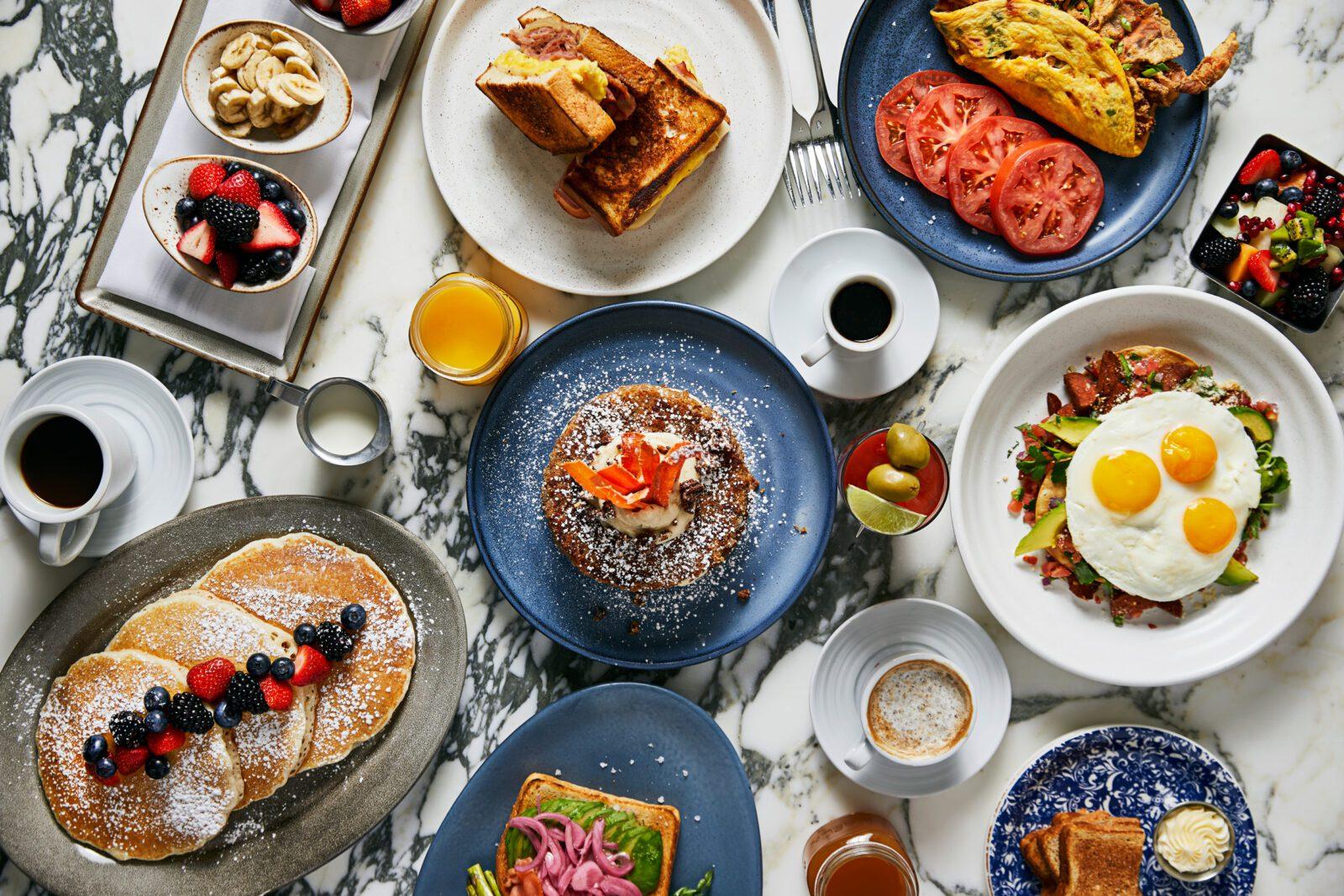 Cafe Americano Breakfast Group