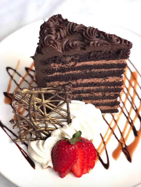 Chocolate Cake at Josies