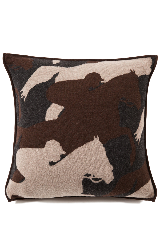 Cashmere Equestrian Pillow