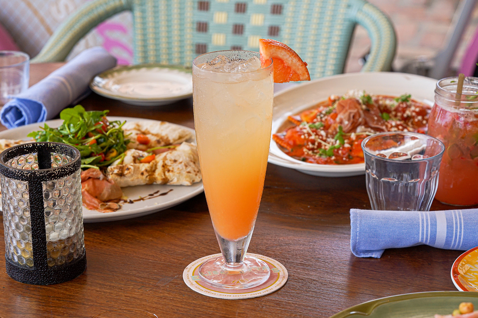 Enjoy brunch at Elisabetta's Ristorante in Delray Beach
