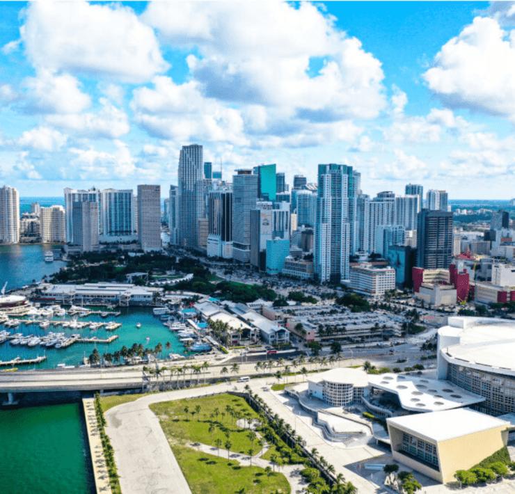 Photo courtesy Greater Miami Convention & Visitors Bureau
