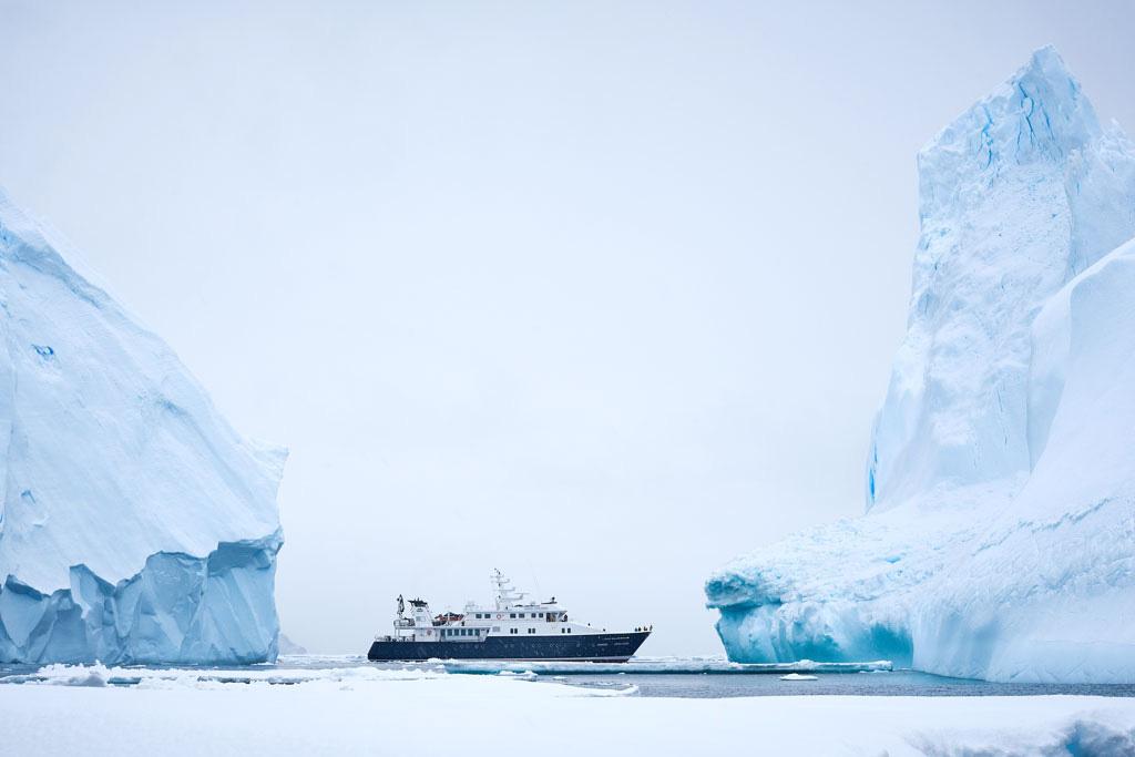 Exploring Antarctica aboard EYOS Expeditions