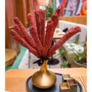 CHICA's Red Velvet Churro Bouquet