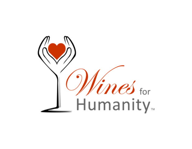 wine for humanity patch